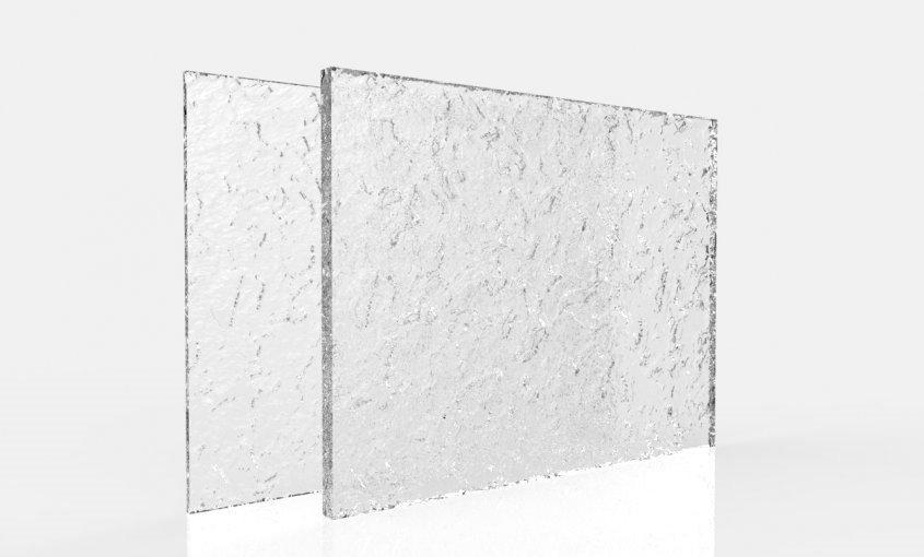 Plexiglass ghiacciato - Tomea materie plastiche