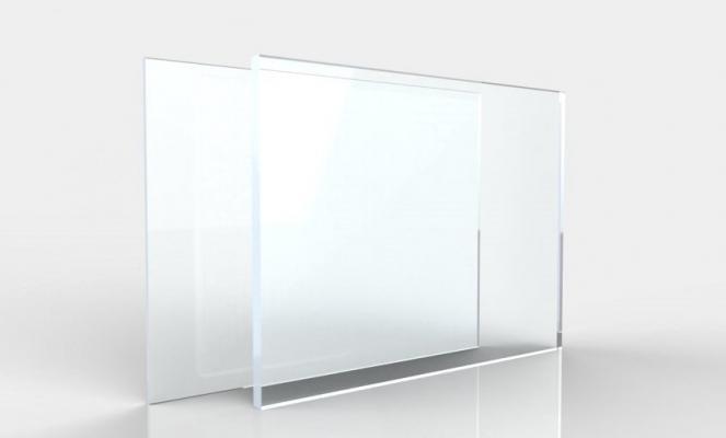 Plexiglass trasparente colato - Tomea materie plastiche