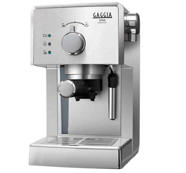 La macchina caffè a cialde Viva Prestige, da Gaggia