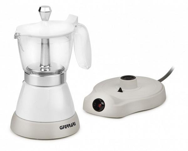 La macchina caffè elettrica G10028 Bonjour, da G3 Ferrari