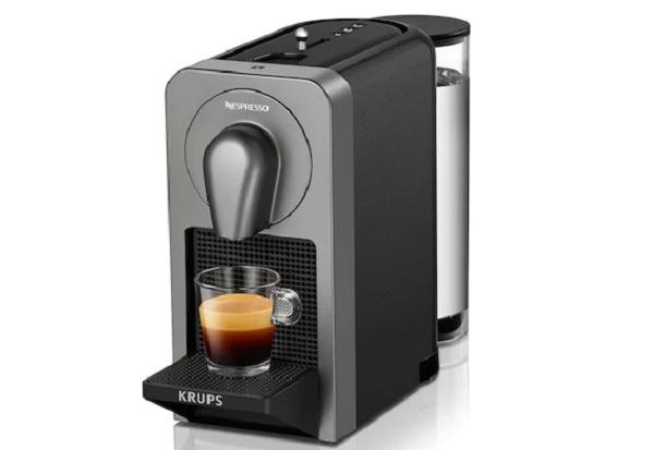 La macchina caffè Krups Prodigio Titan, da Nespresso