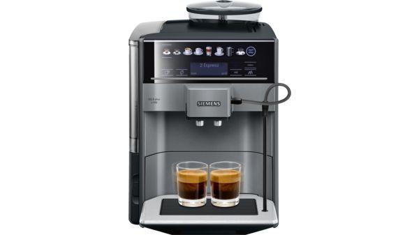 La macchina espresso EQ.6 plus s100, da Siemens