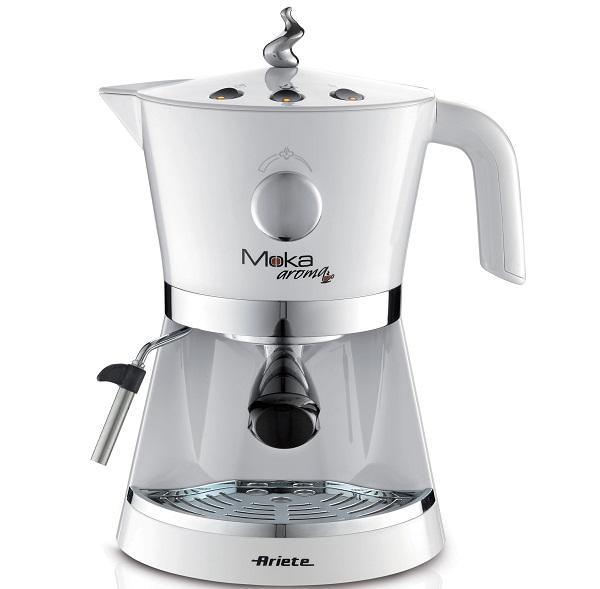 La macchina Moka Aroma Espresso, da Ariete