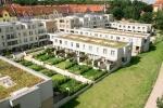 Il tetto giardino garantisce buon isolamento termico ed acustico