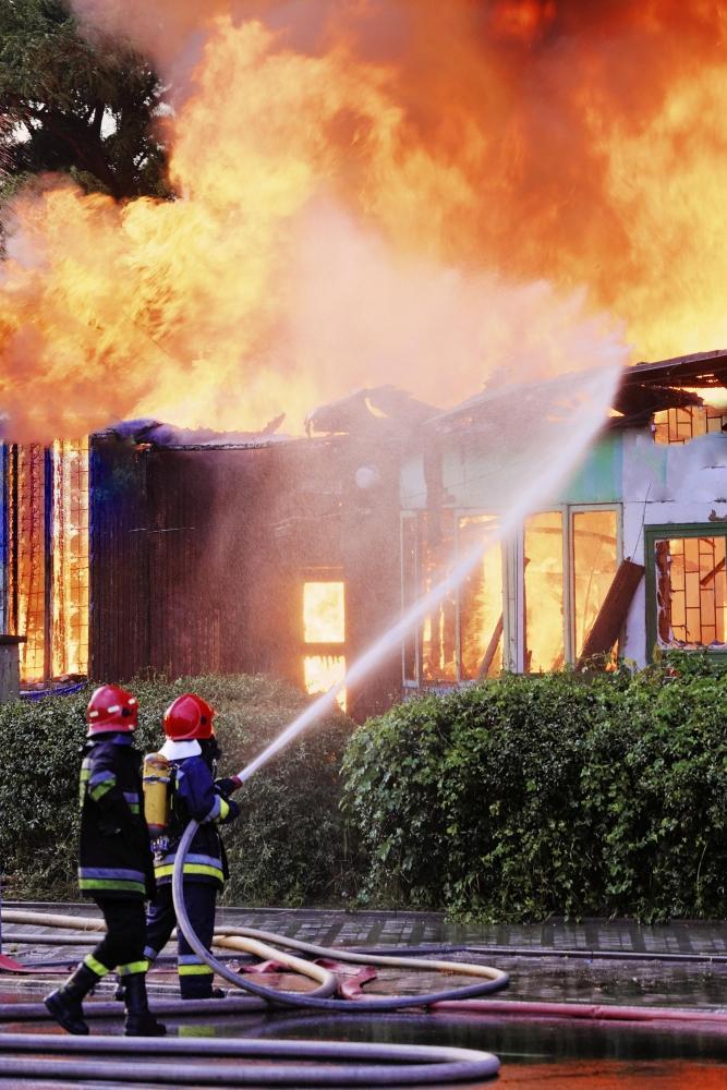 Le pitture intumescenti sono un sistema passivo per la prevenzione incendi