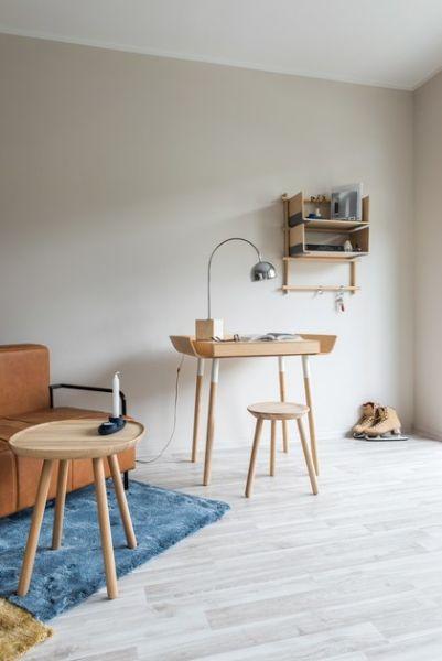 Scrivania per piccoli spazi My Writing Desk di EMKO