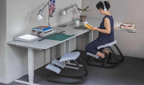 Le sedie Varier garantiscono la migliore postura