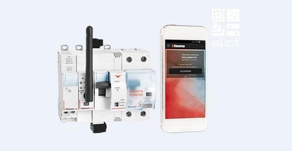 Soluzione mediante app per Salvavita Connesso di bticino