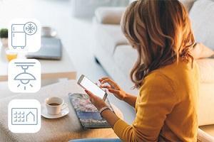 Con Connesso di bticino l'impianto elettrico si gestisce con lo smartphone