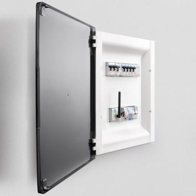Bticino: Salvavita Connesso inserito nel centralino dell'impianto elettrico.