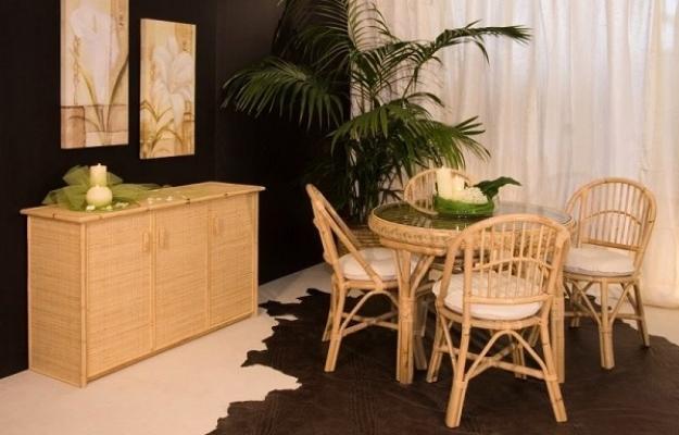 Mobili bamboo Classic di Bortoli