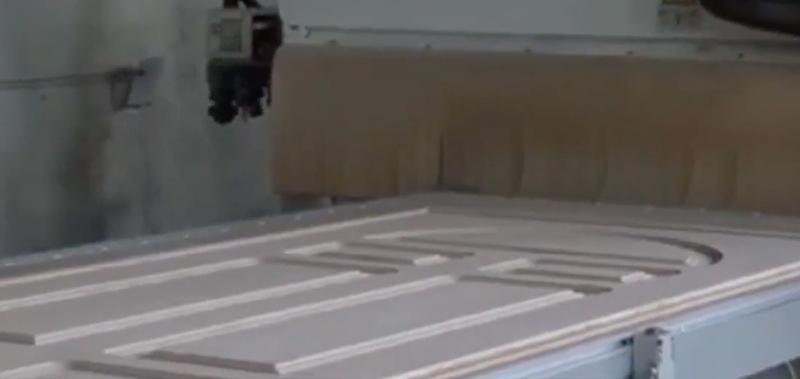 Portoncini ingresso legno alluminio