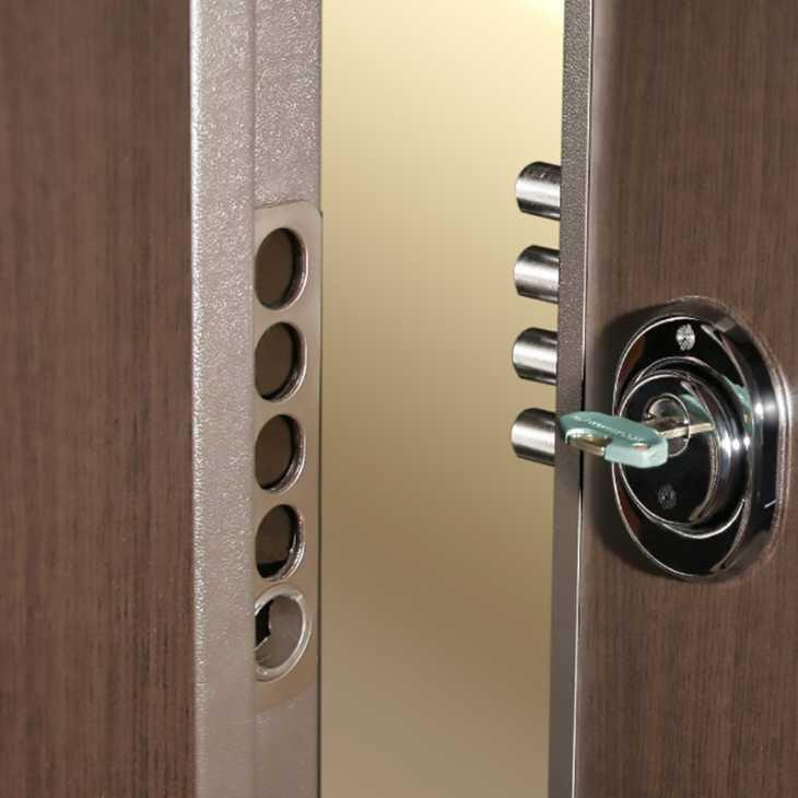 Secura porta blindata