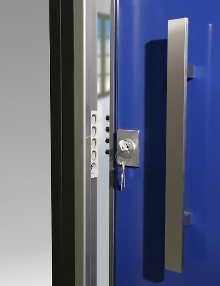 Secura porta blindata big