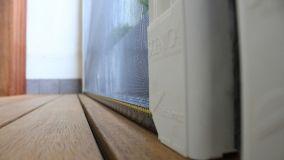 Vantaggi nell'installazione di una zanzariera su porte finestre