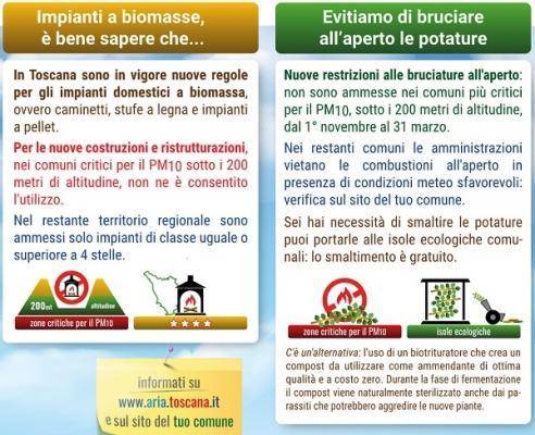 Normativa Toscana