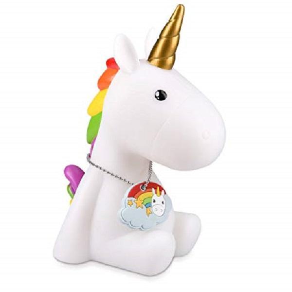 La lampada unicorno, da Navaris