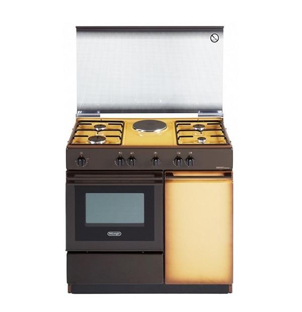 Cucina componibile a gas SGK554GNN De'Longhi
