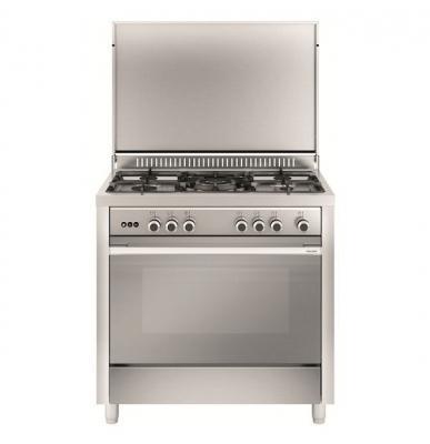 Cucina da 5 fuochi con forno a gas ventilato M965VI della Glem