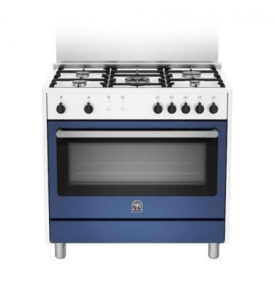 Cucina a gas con forno elettrico RIS95C61CWB di La Germania