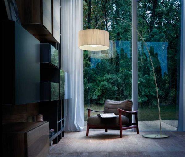 Lampadario moderno soggiorno Morosini