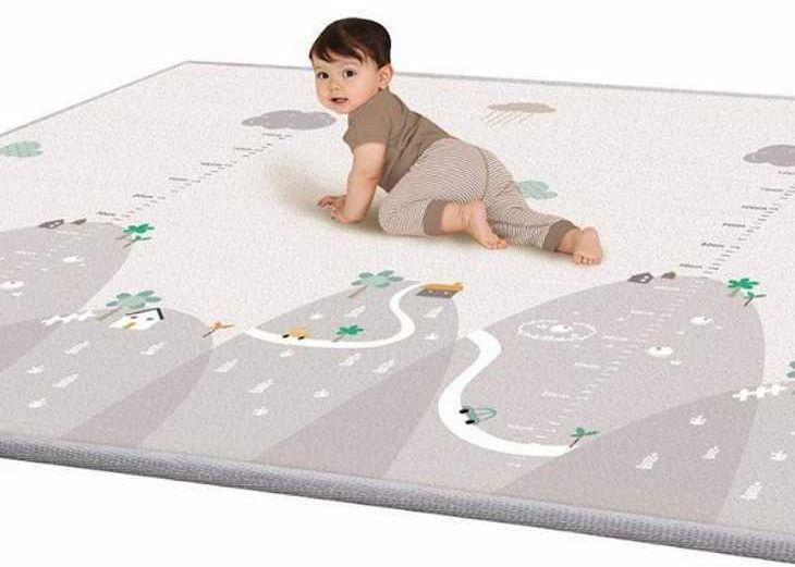 Tappeto per neonati su Amazon