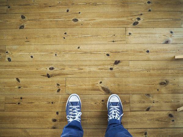 Pavimento fai da te in legno