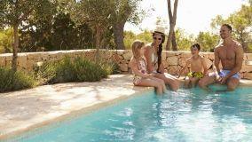 La costruzione di una piscina e il rispetto delle distanze legali