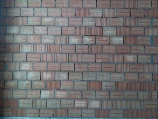 Muro in Porotherm BIO MOD Sonico