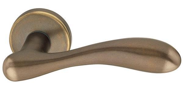 Maniglia per porte interne Croco anticato di Valli&Valli