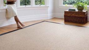Caratteristiche dei tappeti in sisal: quale modello scegliere per arredare casa