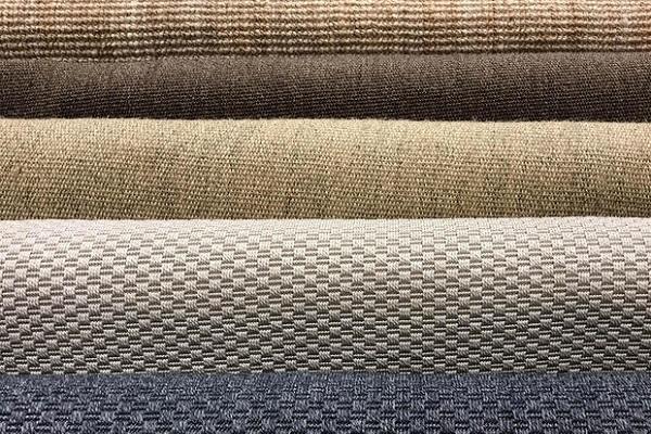 Colori dei tappeti in sisal