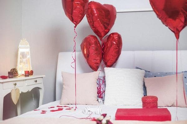 Regali di San Valentino biancheria