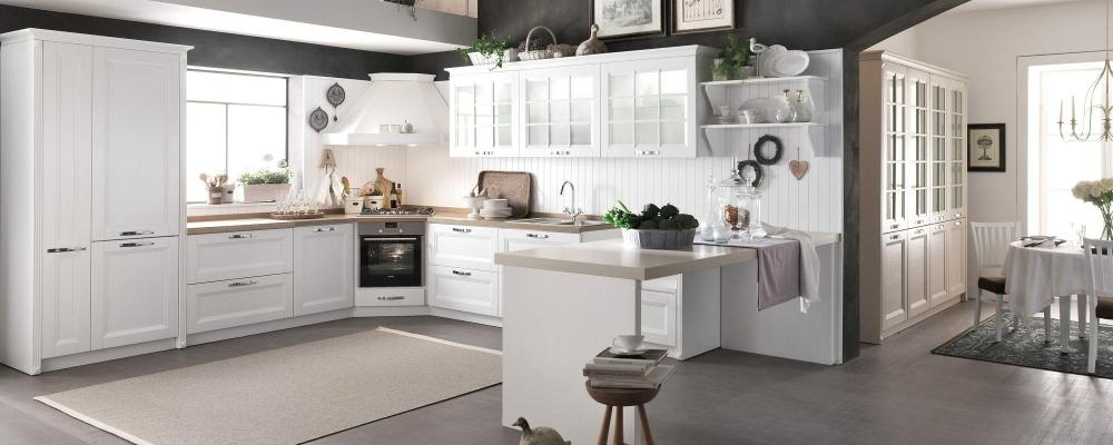 Cucina living Beverly - Stosa