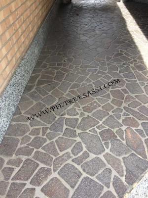 Rivestimento pietra pavimentazioni