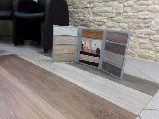 Pavimenti magnetici PVC - Collezione LIVE STONE