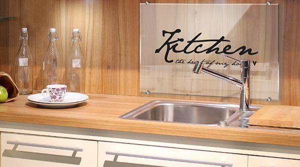 Pannelli paraschizzi cucina - Wall-art