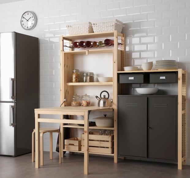 Soluzioni Salvaspazio Cucina Mobile Dispensa Cucina Ikea.Dispensa Cucina Una Per Ogni Stile Di Arredo