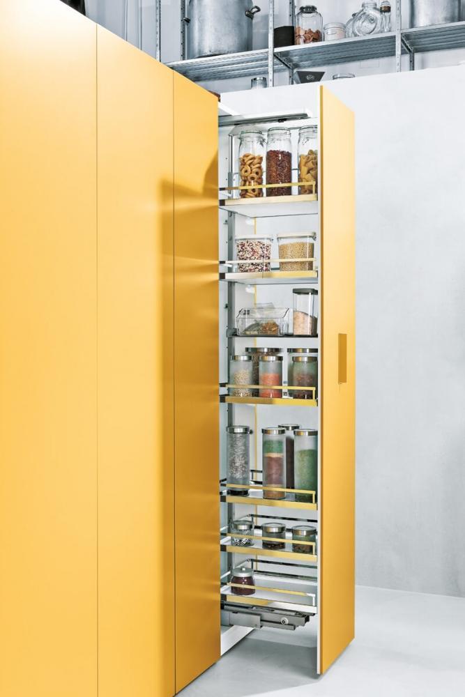 Foto Dispensa cucina: una per ogni stile di arredo