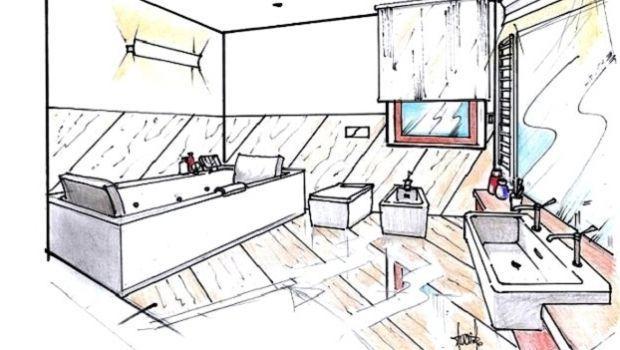 Spostamento del bagno: idee per un'ergonomica ridistribuzione spaziale