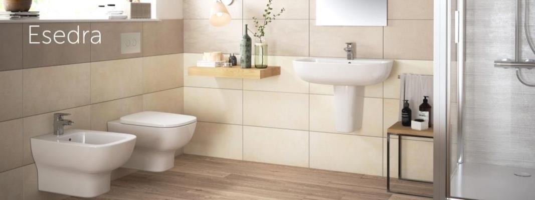 Arredo moderno bagno Esedra - Ideal Standard