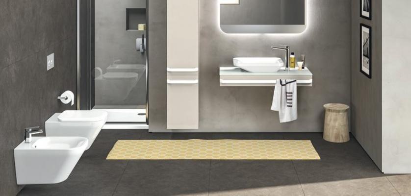 Bagno moderno collezione Tonic - Ideal Standard