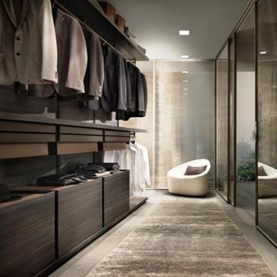 Interno cabina armadio Dress Bold - Rimadesio