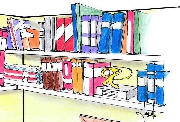 Ricavare una libreria in casa