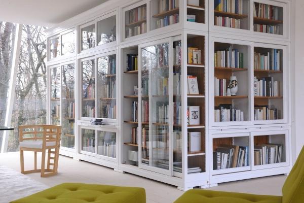 Libreria su misura Biedermeier - Morelato