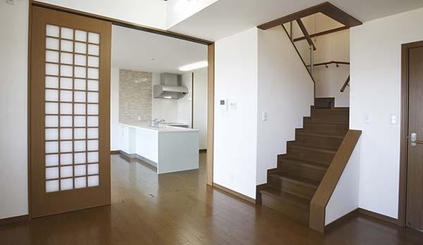 Moderno alloggio duplex