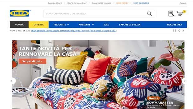 Ikea sarà anche un marketplace