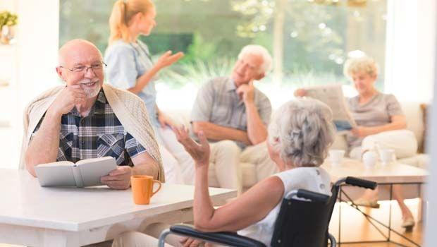 Si può aprire una casa di risposo per anziani in condominio?