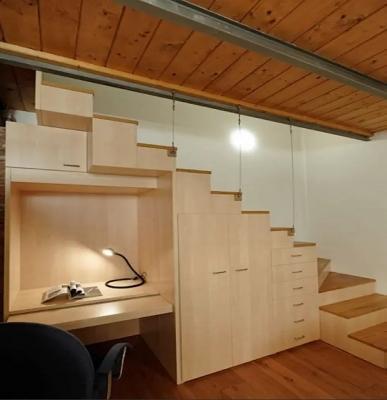 Complemento d'arredo con vano progetto de Studio architettura Matteo Calvi
