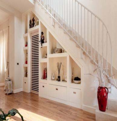 Sottoscala progetto di Garden House Lazzerini
